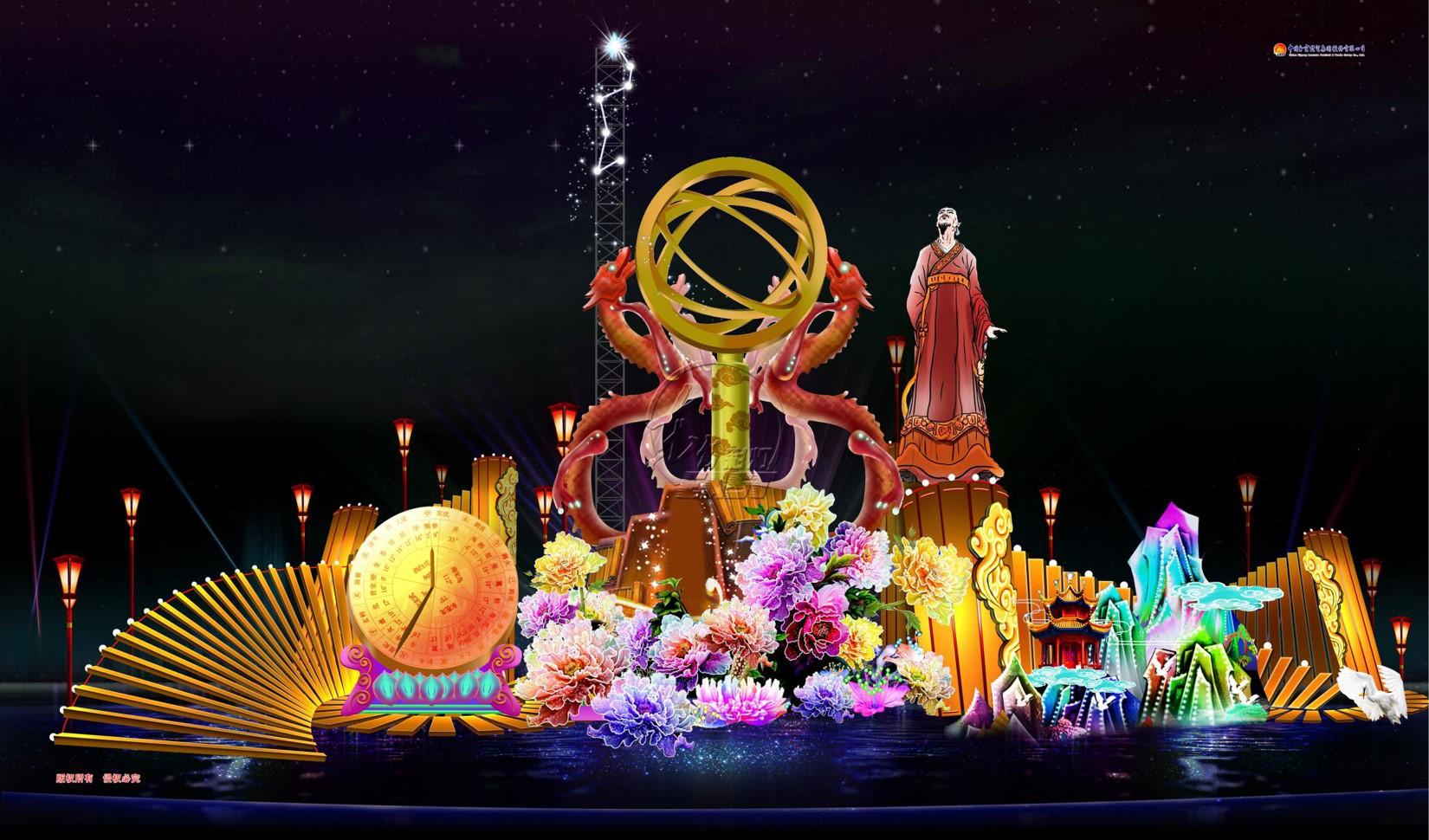 东方彩灯·光耀中华|体味年俗里的春节